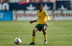 La joueuse Sud-Africaine Lebohang Ramalepe