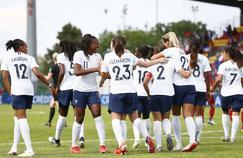 Les joueuses de Corinne Diacre partent vendredi à l'assaut de la Coupe du monde.