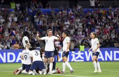 Le quart de finale des Bleus face aux États-Unis agite les sites de revente de billets en ligne.