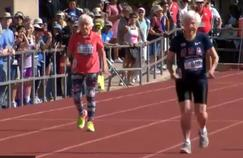 Julia Hawkins aux Jeux nationaux seniors