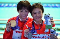 Chen Yuxi et Lu Wei