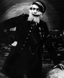 Georges Méliès dans le film «À la conquête du pôle nord» (1912).