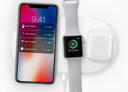 AirPower, la station de recharge qu'Apple avait présenté en septembre 2017.