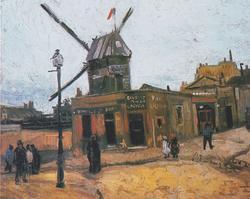 <i>Le Moulin de la Galette</i> (1886)