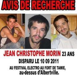 Jean-Christophe Morin.