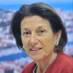 Dominique Vlasto, adjointe au maire, chargée du tourisme. ( <i>A.Lapalus</i>)
