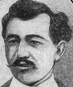 Jules Durand dans «L'Humanité» du 22 février 1926 annonçant sa mort.