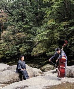 Expériences musicales sur l'île de Yakushima.