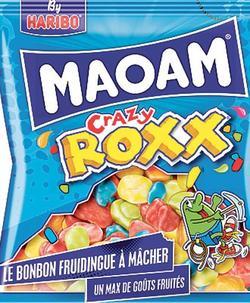 Avec Maoam, le confiseur s'attaque au marché des pâtes à mâcher.