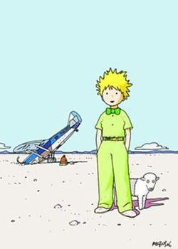 Le Petit Prince de Moebius