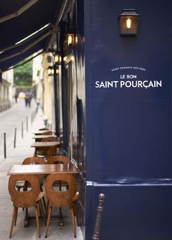 Au Bon Saint-Pourçain.