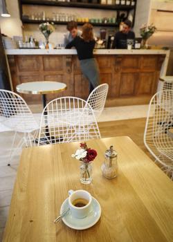 République Of Coffee (IIIe).