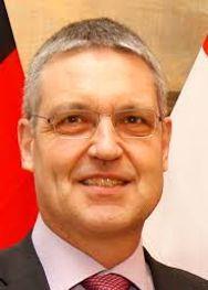 Markus Ederer, ambassadeur européen en Russie.
