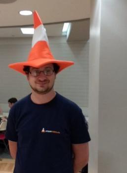 Jean-Baptiste Kempf aux couleurs de VLC