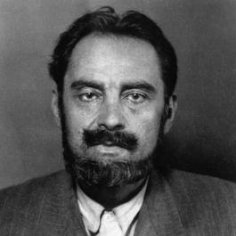 Marcel Petiot sur la photo d'identité judiciaire du 2 novembre 1944.