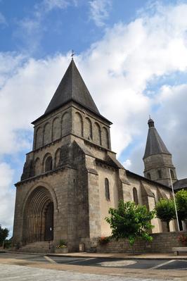L'abbaye classée monument historique depuis 1862.