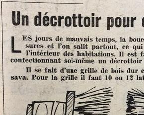 Extrait du «Journal Officiel» du 24 décembre 1980.