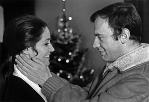 Françoise Fabian et Jean-Louis Trintignant dans «Ma nuit chez Maud» d'Éric Rohmer en 1969.