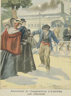 Illustration du Petit JOurnal du 25 septembre 1898.