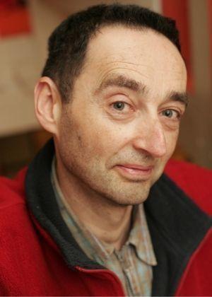 Le scénariste de BD Yann, auteur de la série <i>Pin-Up</i> (Dargaud).
