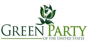 Le logo du Green Party.