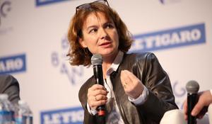 Mari-Noëlle Jégo-Laveissière, directrice Innovation, marketing et technologies d'Orange.