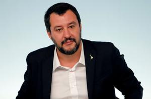 Salvini en Italie