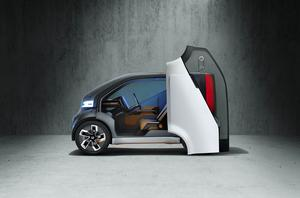 Le prototype NeuV de Honda.