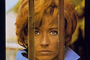 L' <i>Astragale</i> de Guy Casaril avec Marlène Jobert en 1968.