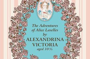 L'ouvrage de 64 pages sortira sous le nom de baptême de la reine.
