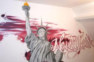 New York Girly par Maquis-Art