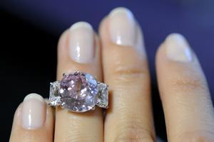 L'Historique Diamant Rose
