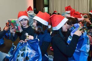 Opération «Noël pour tous».