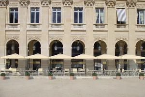 Le Restaurant du Palais-Royal rouvrira le3juin.