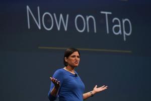 Aparna Chennapragada , directrice de Google Now.