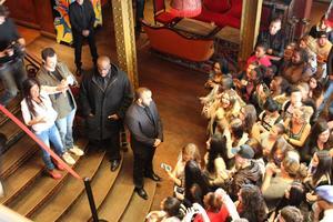 Les Anges de la téléréalité rencontrent leurs fans. Crédit Photos: Jade Grandin de l'Eprevier / Le Figaro