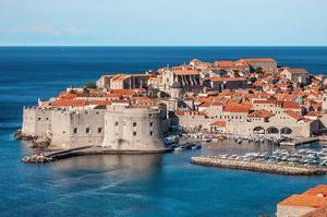 La ville croate a servi de décors pour des scènes de la série Game of Thrones. (Crédit: Pixabay)