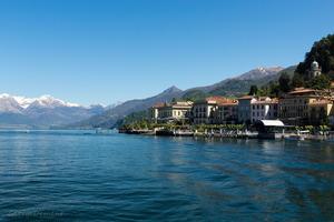 Le lac de Côme au nord de Milan, un endroit idéal au mois de septembre. (Crédit: George Dement/Flickr/CC)