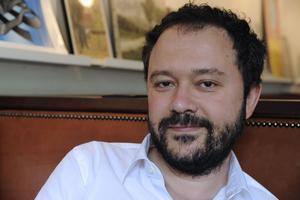 Le dessinateur Riad Sattouf.