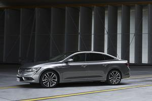 Pour la première fois, la berline haut de gamme de Renault renonce au hayon.