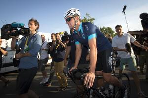 Lance Armstrong, septuple vainqueur déchu de la Grande Boucle.