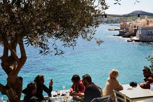 Sta Vaporia, Ermoupolis (Syros).