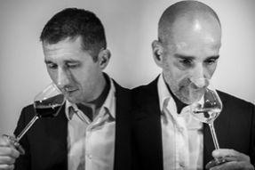 Christophe Peuchaud et Eric Fasoli