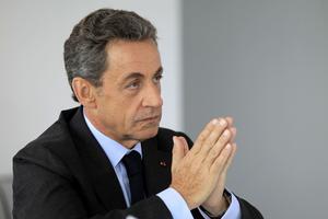 «Les Français constatent chaque jour que François Hollande a perdu toute maîtrise des événements», estime Nicolas Sarkozy.