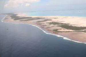 Les îles Kiribati, @350.org