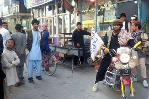 Sur place, les talibans ont très vite incité les habitants de Kunduz à reprendre une «vie normale».