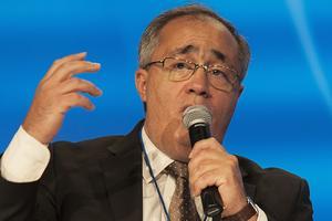 Karim Ouchikh, président du Siel