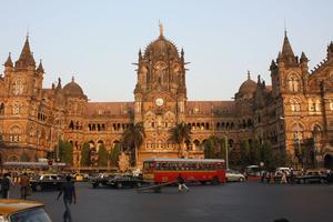 Chhatrapati Shivaji, Bombay, Inde