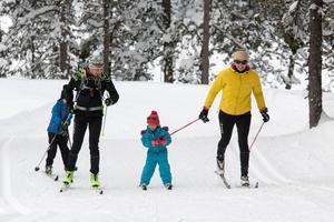 Ski en famille à Gérardmer.