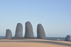 Carlos Páez Vilaró, «Monumento al Ahogado».